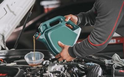 روغن موتور در صنعت خودروسازی